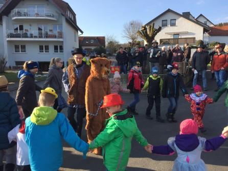 Hutzelwanderung nach Dorfborn (10)
