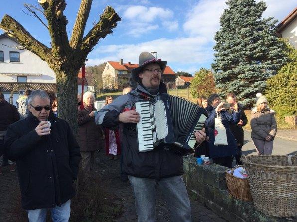 Hutzelwanderung nach Dorfborn (9)