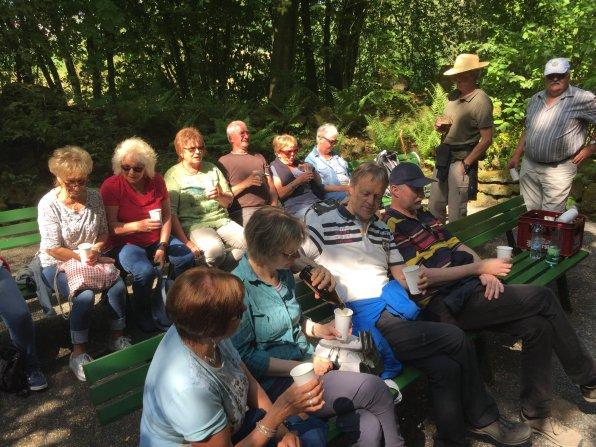 Zum Vatertagsfest nach Dorfborn (1)