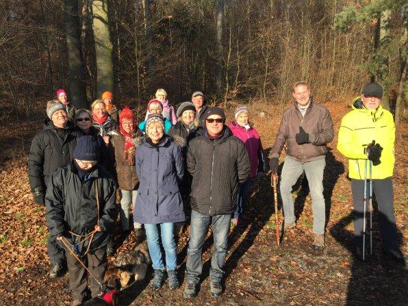 Übern Fuldaer-Berg nach Niederkalbach (1)