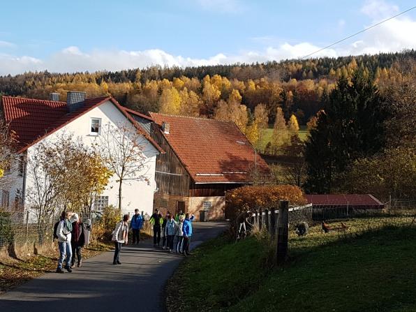Haderwaldhütte - Thesenstein (1)