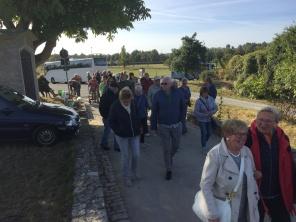Seniorenfahrt nach Volkach (2)