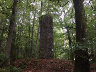 Vom Acisbrunnen zur Ohlwarte (3)