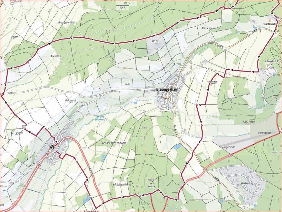 ST1-HP Gipfeltour-Schotten