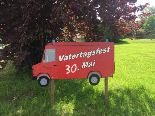 Vatertagsfest in Dorfborn (1)