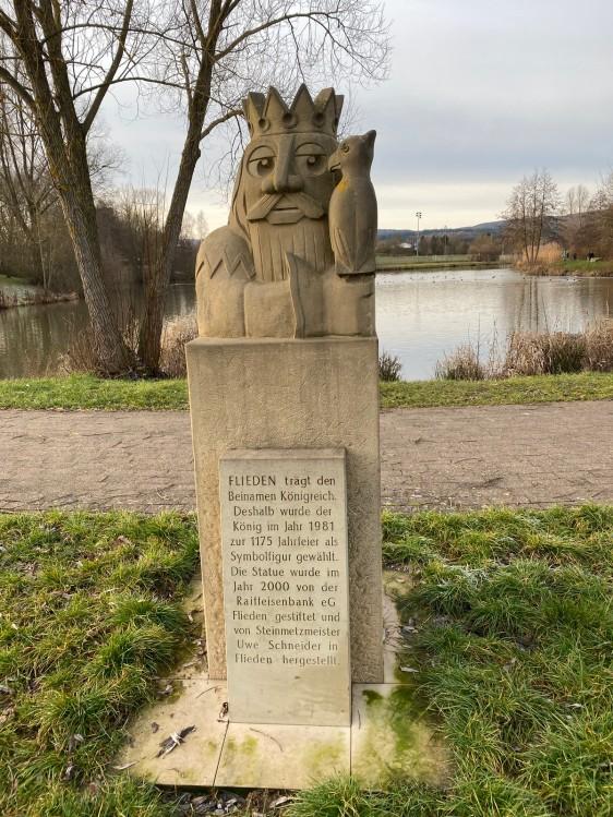 Zum Hüttnergut Lenzis in Flieden (1)