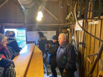 Zum Hüttnergut Lenzis in Flieden (2)