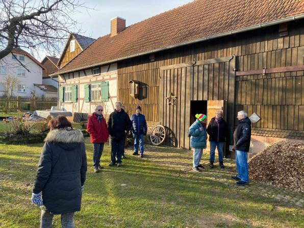 Zum Hüttnergut Lenzis in Flieden (5)